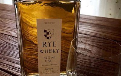 Whisky im Fass gereift