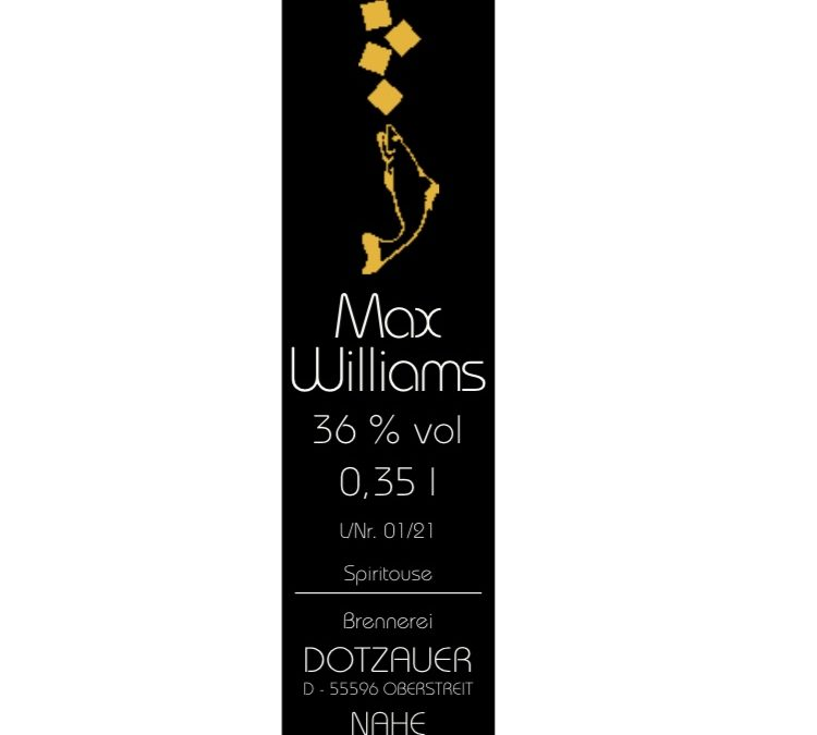 ☀️☀️☀️☀️☀️☀️An Ostern gibt es einen 2. Williams